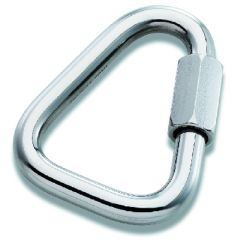 Aspiring Safety Products Maillon Rapide Delta Steel Screw-links